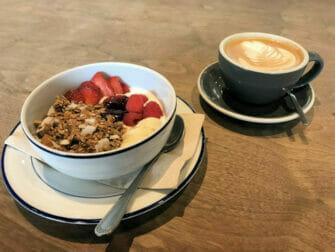 纽约的早餐 - 健康早餐