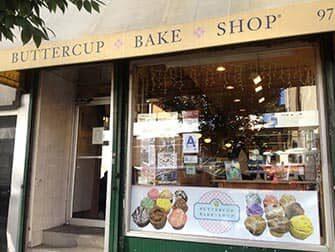纽约最棒的杯子蛋糕 - Buttercup Bake Shop