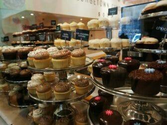 纽约最棒的杯子蛋糕 - Georgetown Cupakes