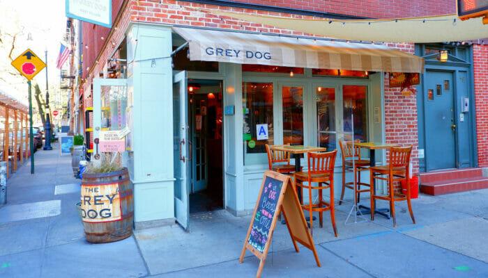 纽约最棒的咖啡 - Grey dog