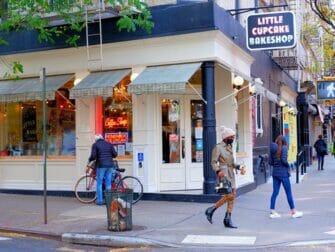 纽约最棒的杯子蛋糕 - Little Cupcake Bakeshop