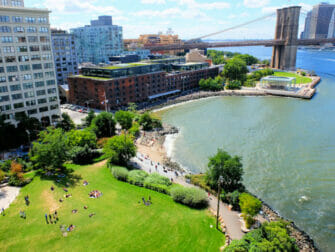 纽约公园精选 - 布鲁克林大桥公园