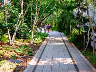 纽约公园精选 - 高线公园