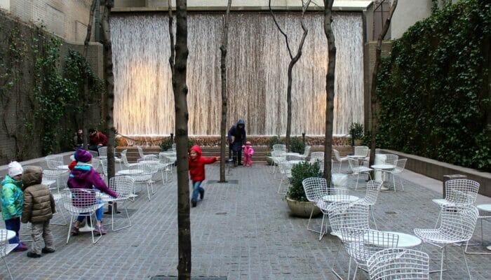 纽约公园精选 - 佩利公园
