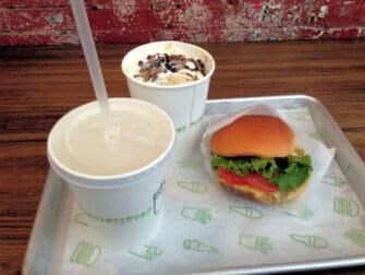 纽约最棒的汉堡 - Shake Shack 2