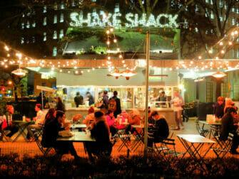 纽约最棒的汉堡 - Shake Shack 1