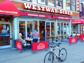 纽约的早餐 - Westway Dinner