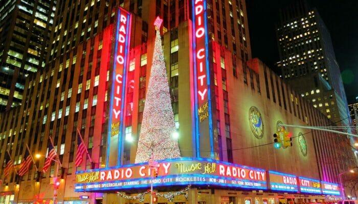 纽约圣诞节 - 无线电音乐城圣诞特别节目