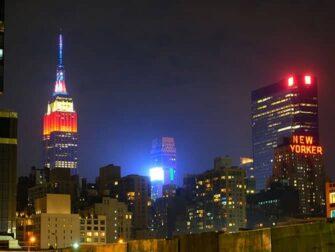 纽约独立日 - 帝国大厦
