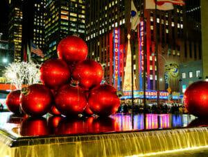 纽约圣诞季