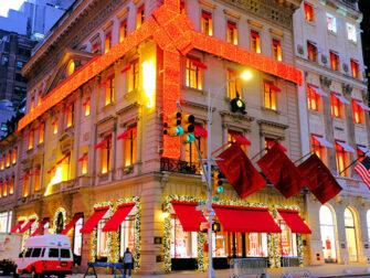 纽约圣诞季 - 卡地亚