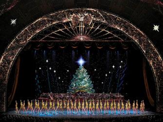 纽约圣诞季 - 圣诞贴别秀
