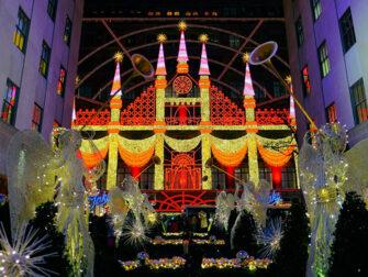 纽约圣诞季 - Saks