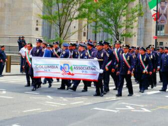 纽约哥伦布日 - 哥伦布协会