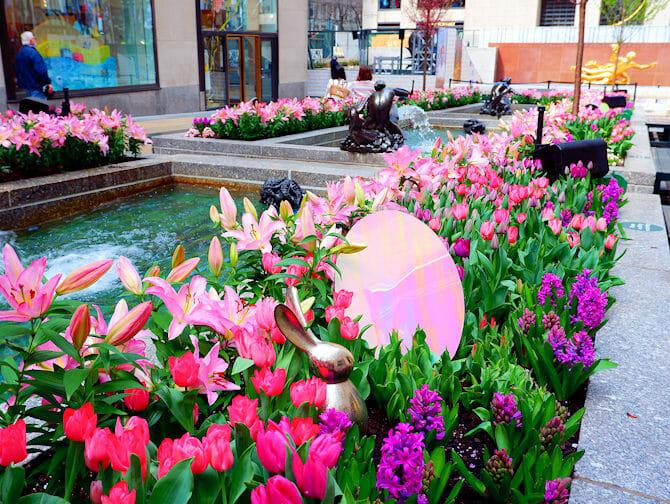 纽约复活节