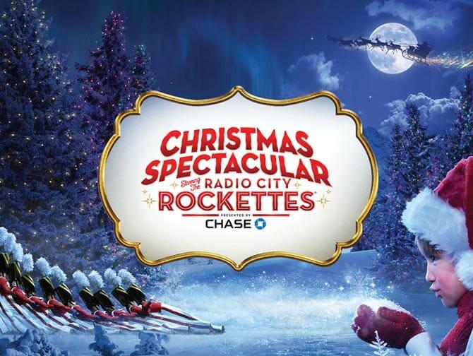 无线电城圣诞特别秀门票