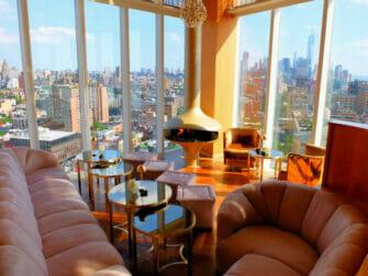 纽约最棒的屋顶酒吧 - Standard景观