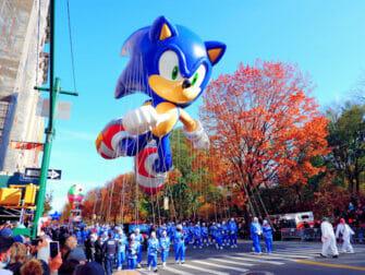 纽约感恩节 - 游行