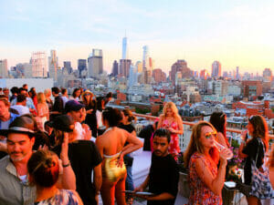 纽约最棒的屋顶酒吧