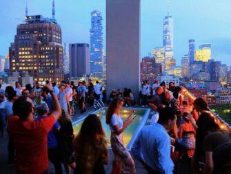 纽约最棒的屋顶酒吧 - Jimmy