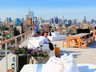 纽约最棒的屋顶酒吧 - PUBLIC酒店