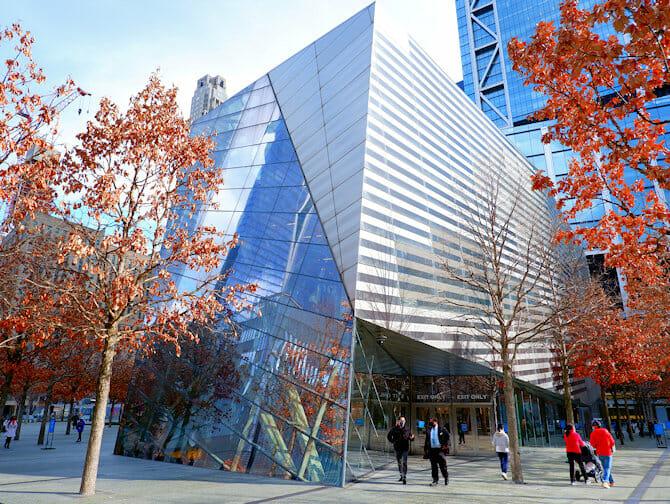 纽约9/11博物馆门票