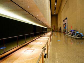纽约9/11博物馆门票 - 博物馆内