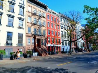 纽约东村 - 建筑