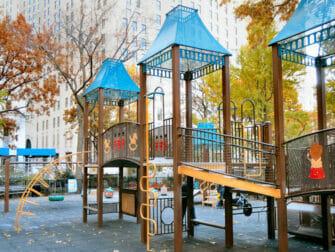 纽约游乐场 - 麦迪逊广场公园游乐场