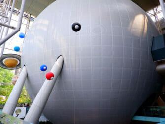 纽约美国自然历史博物馆 - 罗斯地球与太空中心