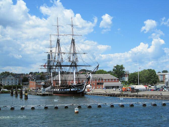 纽约至波士顿一日游 - 波士顿茶党