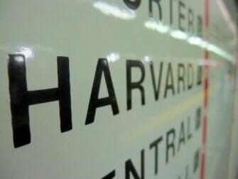 纽约至波士顿一日游 - 哈佛