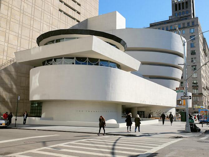 纽约古根海姆博物馆