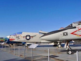 纽约无畏号海天航空博物馆 - 战斗机