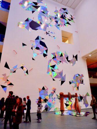 纽约MoMA现代艺术博物馆 - 艺术品