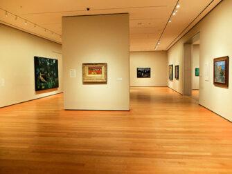 纽约MoMA现代艺术博物馆 - VIP之旅