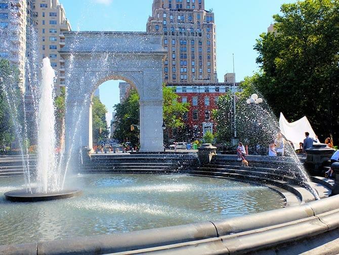 纽约电视电影取景地之旅