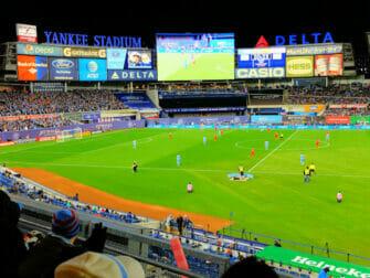 纽约城FC - 洋基体育场