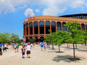 纽约大都会队门票 - 体育场