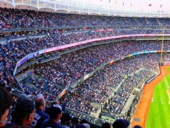 纽约洋基队门票 - 现场观众