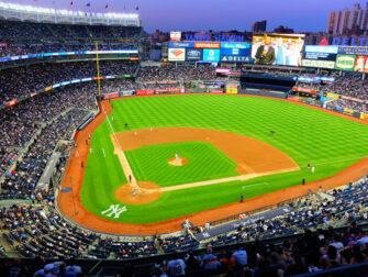 纽约洋基队门票 - 比赛场地