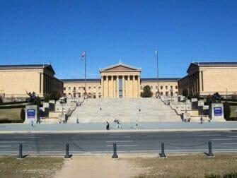 纽约至阿米什村庄、费城和华盛顿二日游 - 费城艺术博物馆