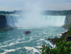 纽约飞至尼亚拉加瀑布一日游
