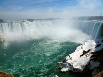 纽约飞至尼亚拉加瀑布一日游 - 瀑布