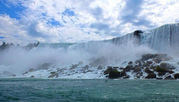 纽约至尼亚加拉瀑布二日游 - 马蹄瀑布
