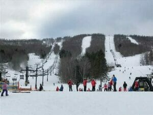 纽约滑雪一日游
