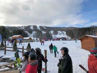 纽约滑雪一日游 - 猎人山