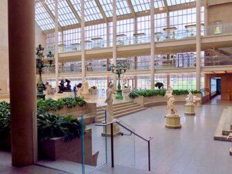 纽约大都会艺术博物馆 - 美国之翼