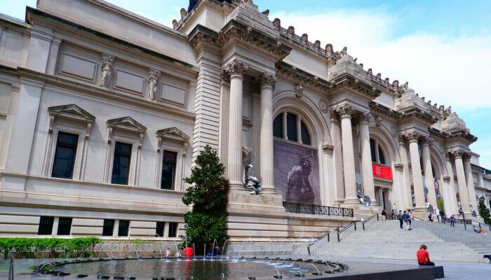 纽约大都会艺术博物馆 - 建筑