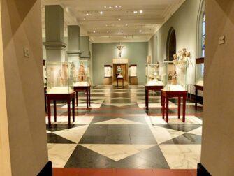 纽约大都会艺术博物馆 - 艺术展览